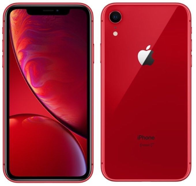 Apple Iphone Xr 64gb Product Red Unlocked Iphone Apple