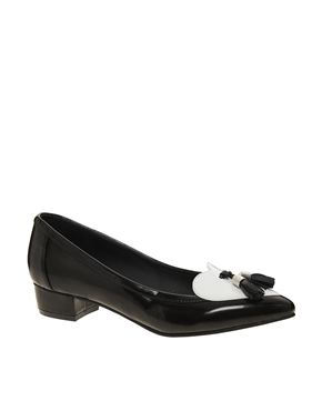 ASOS LIKELY Pointed Ballet Flats £40