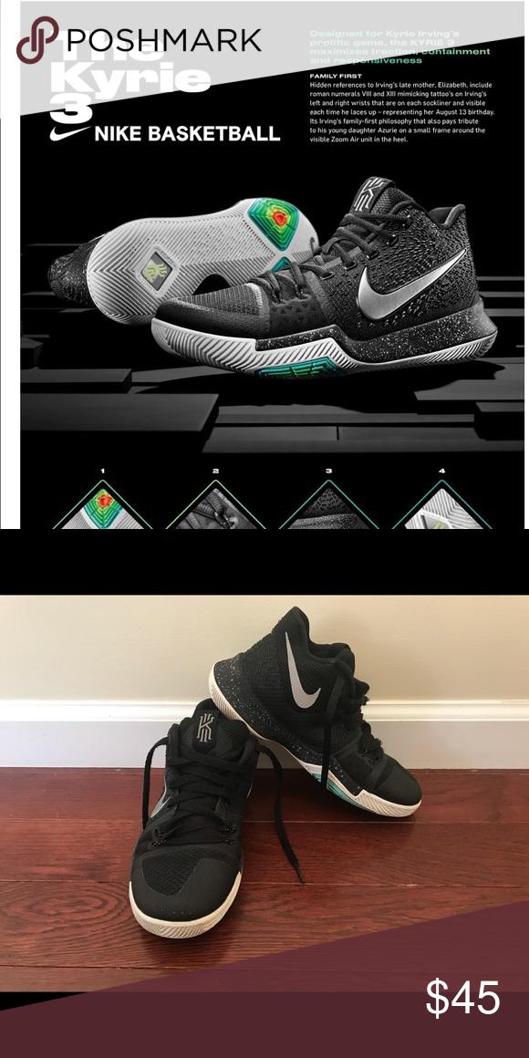 Nike Kyrie 3 Irving Basketball Shoes