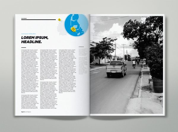 2302a0fb86 Magazine Infographics by Martin Oberhäuser
