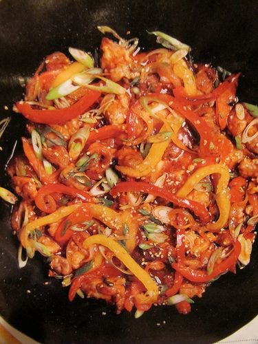 sweet and sour stir fry  main dish recipes recipes