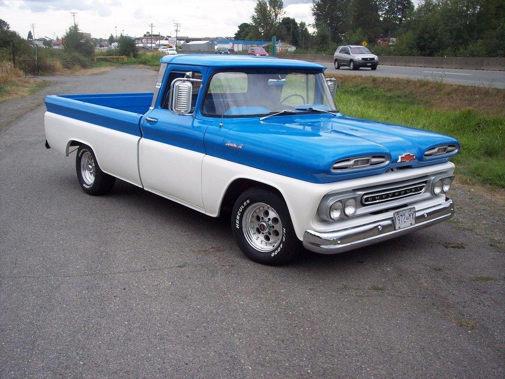 crashtopass66 1961 Chevrolet Apache 11933346 | TRUCKS | Pinterest ...