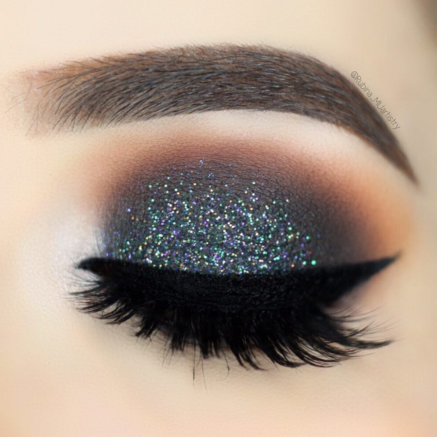 Beautiful eye makeup ideas - eyeshadow #makeup #eyemakeup