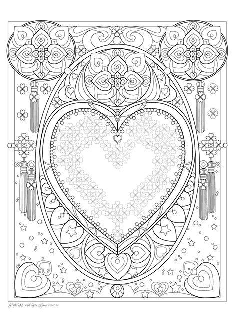 Image Result For Adult Colouring Zen