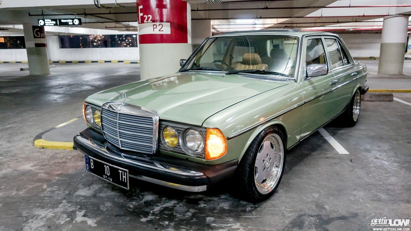 Mercedes Benz W123 Mercedes W123 Mercedes Mercedes Benz Classic