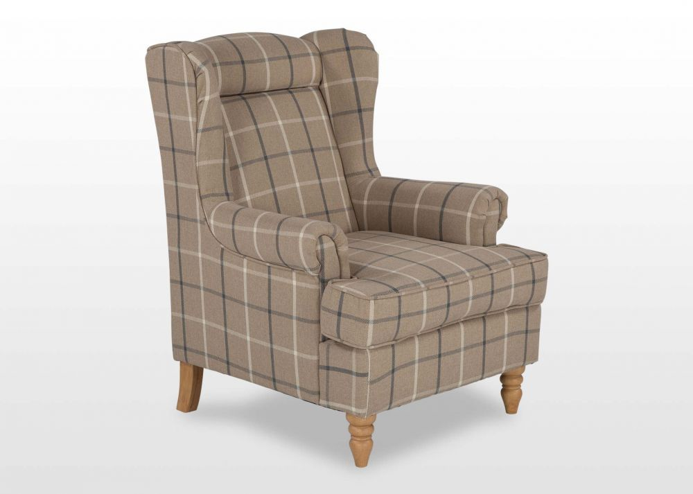 Winged Armchair And Its Features Armchair