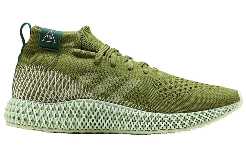 Pharrell Williams x Adidas PW Tennis HU 'Tech Beige' : quel