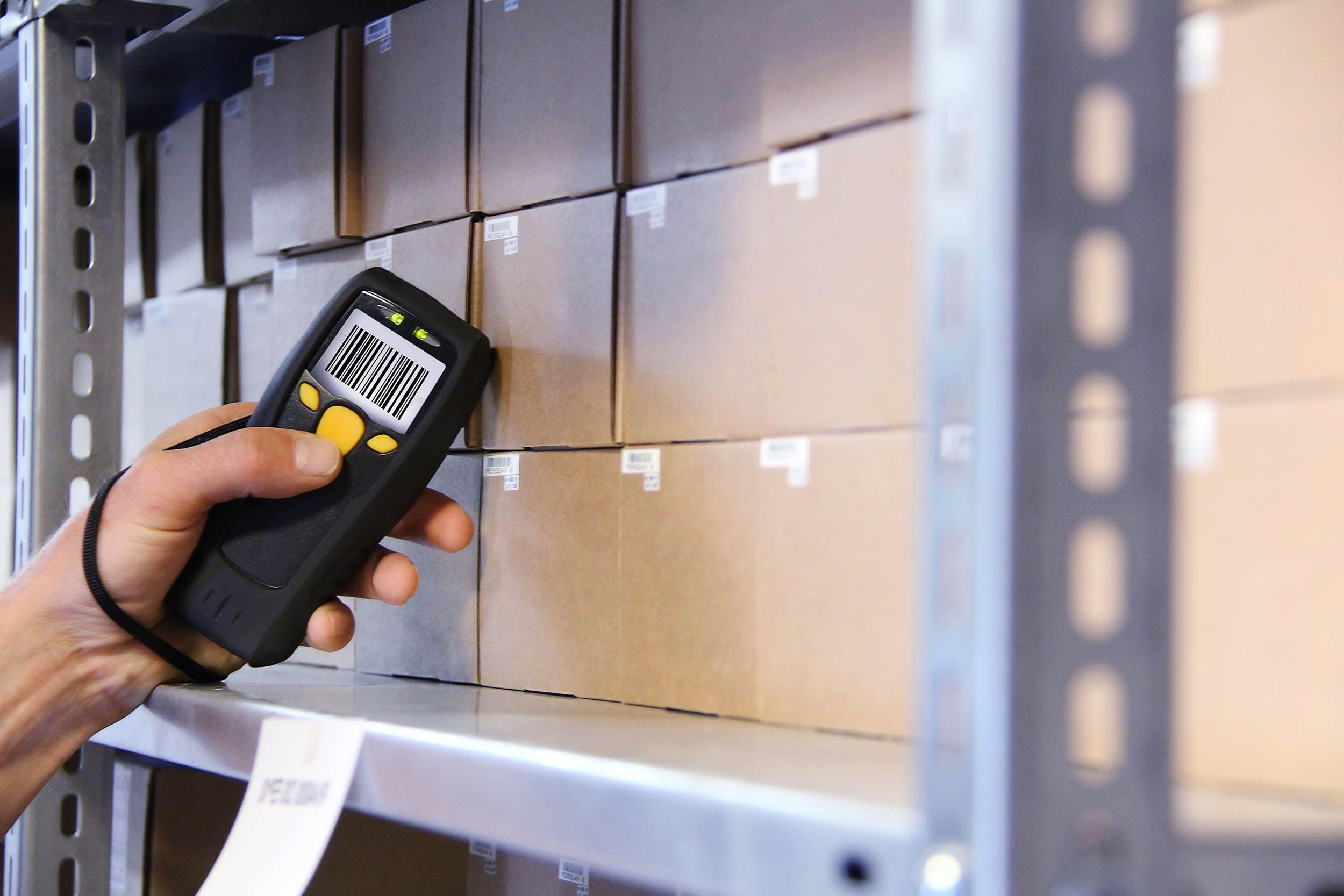 برنامج ادارة المخازن ومراقبة المخزون بى كريتيف افضل برنامج محاسبة للمخازن فى مصر والسعودية Barcode Scanner Scanner Barcode