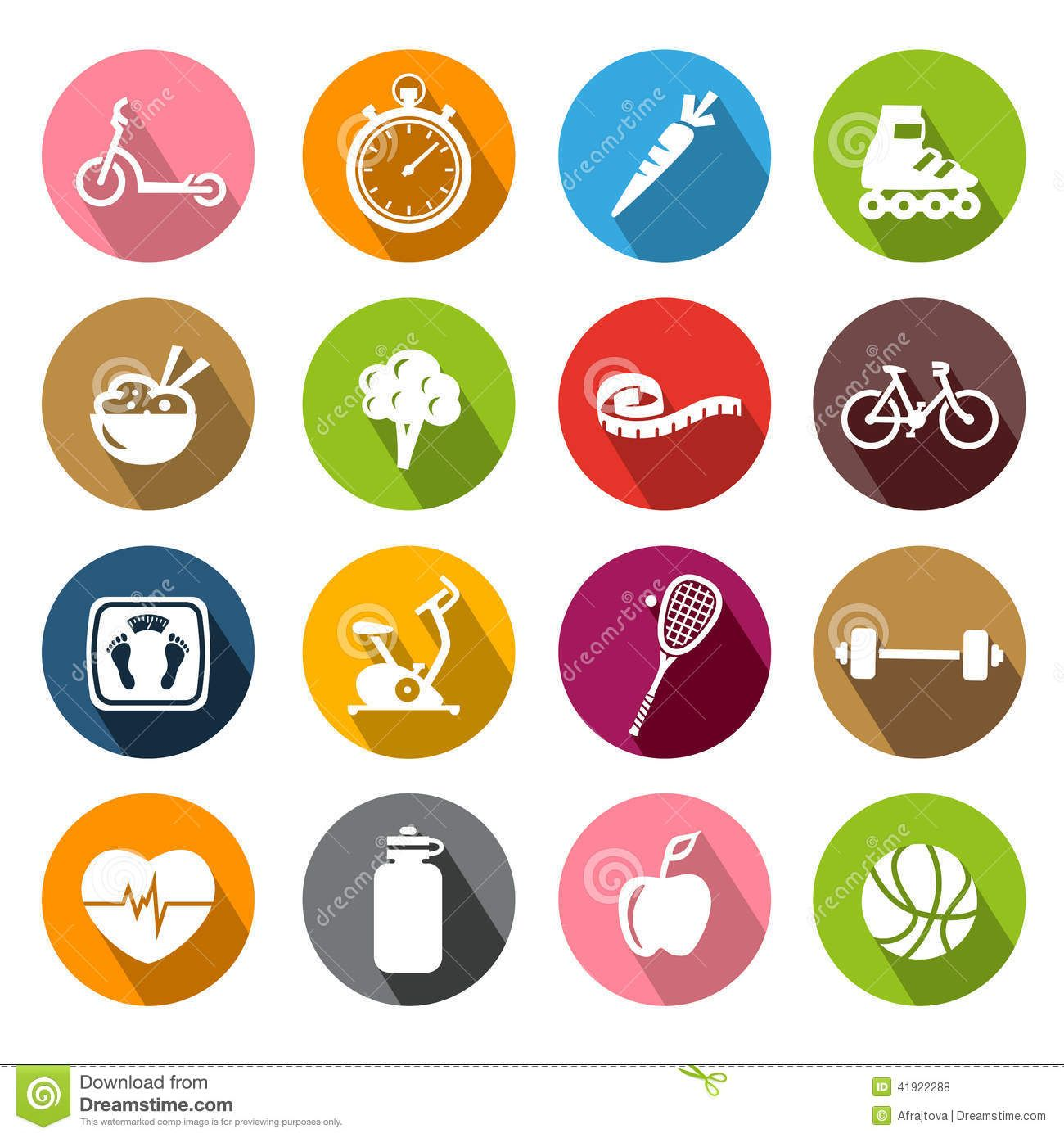 healthy lifestyle icon healthy lifestyle should include