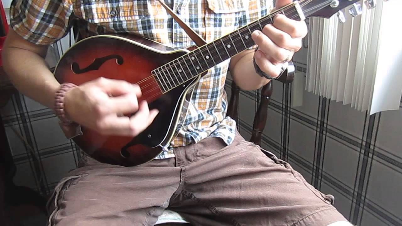 """How to Play """"Whiskey in the Jar"""" (Mandolin) YouTube in"""