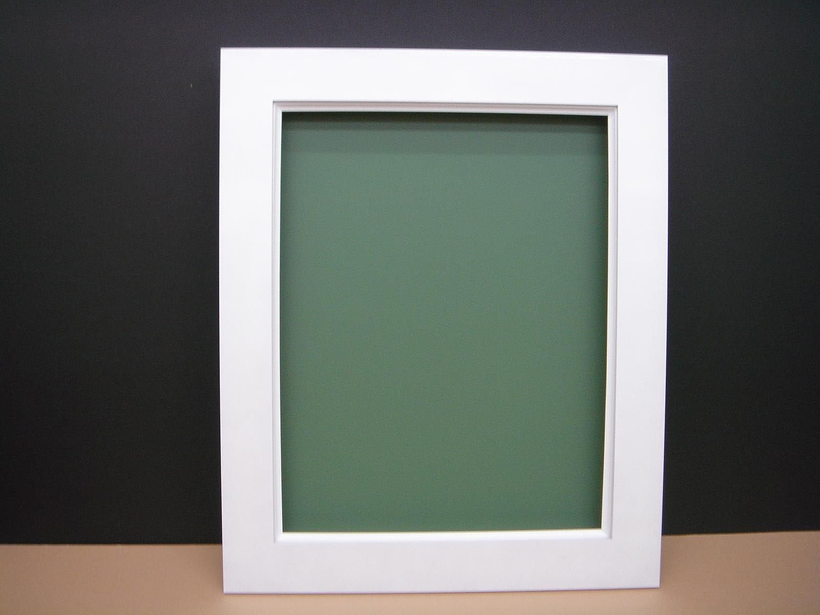 painting picture frames white | frames | pinterest