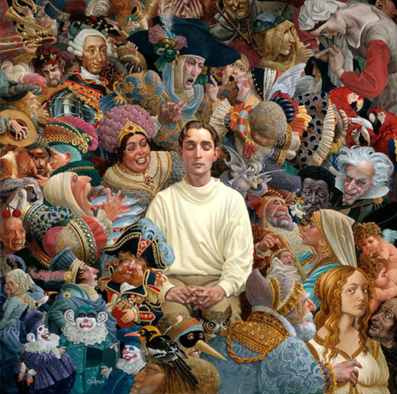 Christenssen jamess google search art artist fantasy art