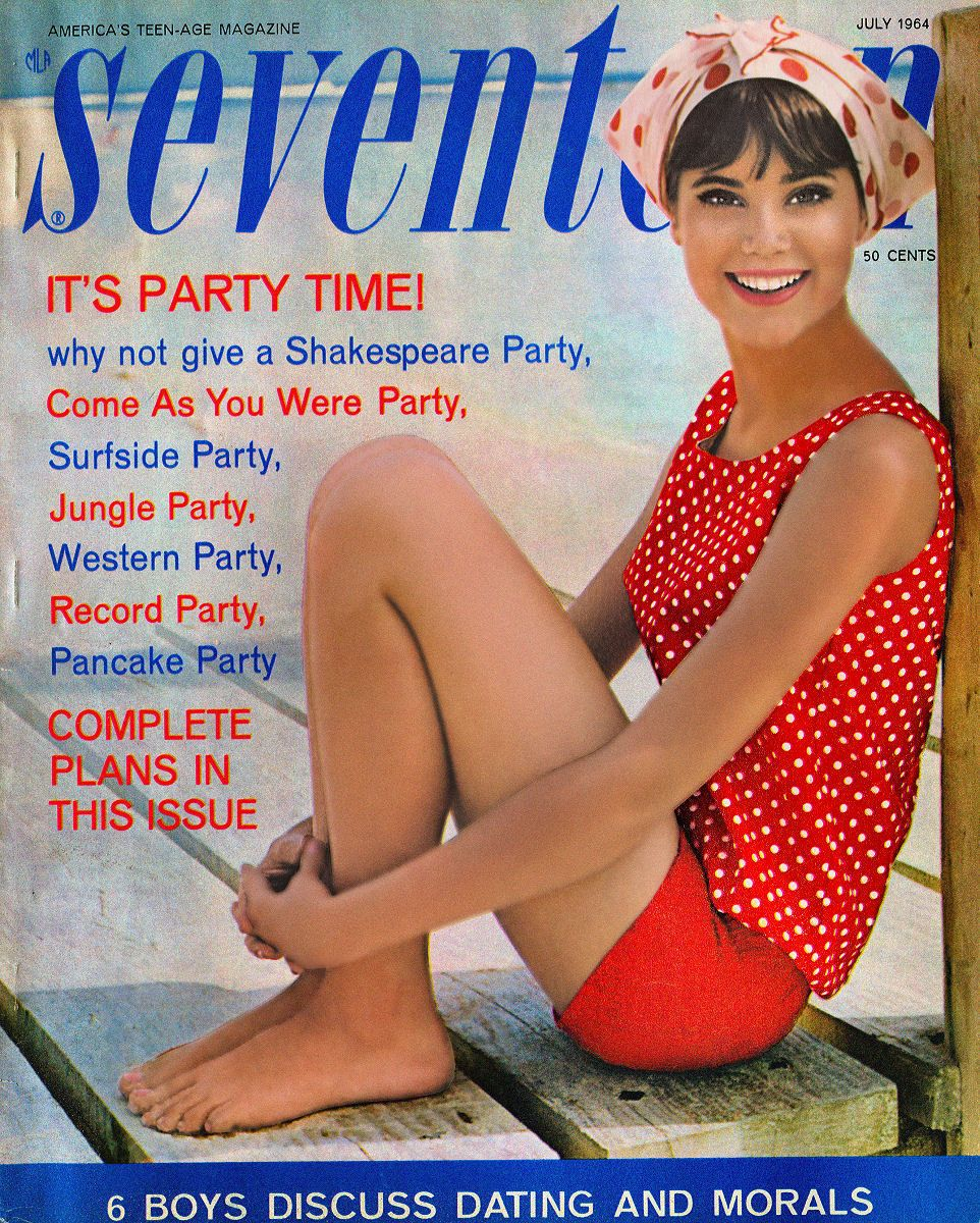 Popular Sixties Fashion Model Colleen Corby Graces The