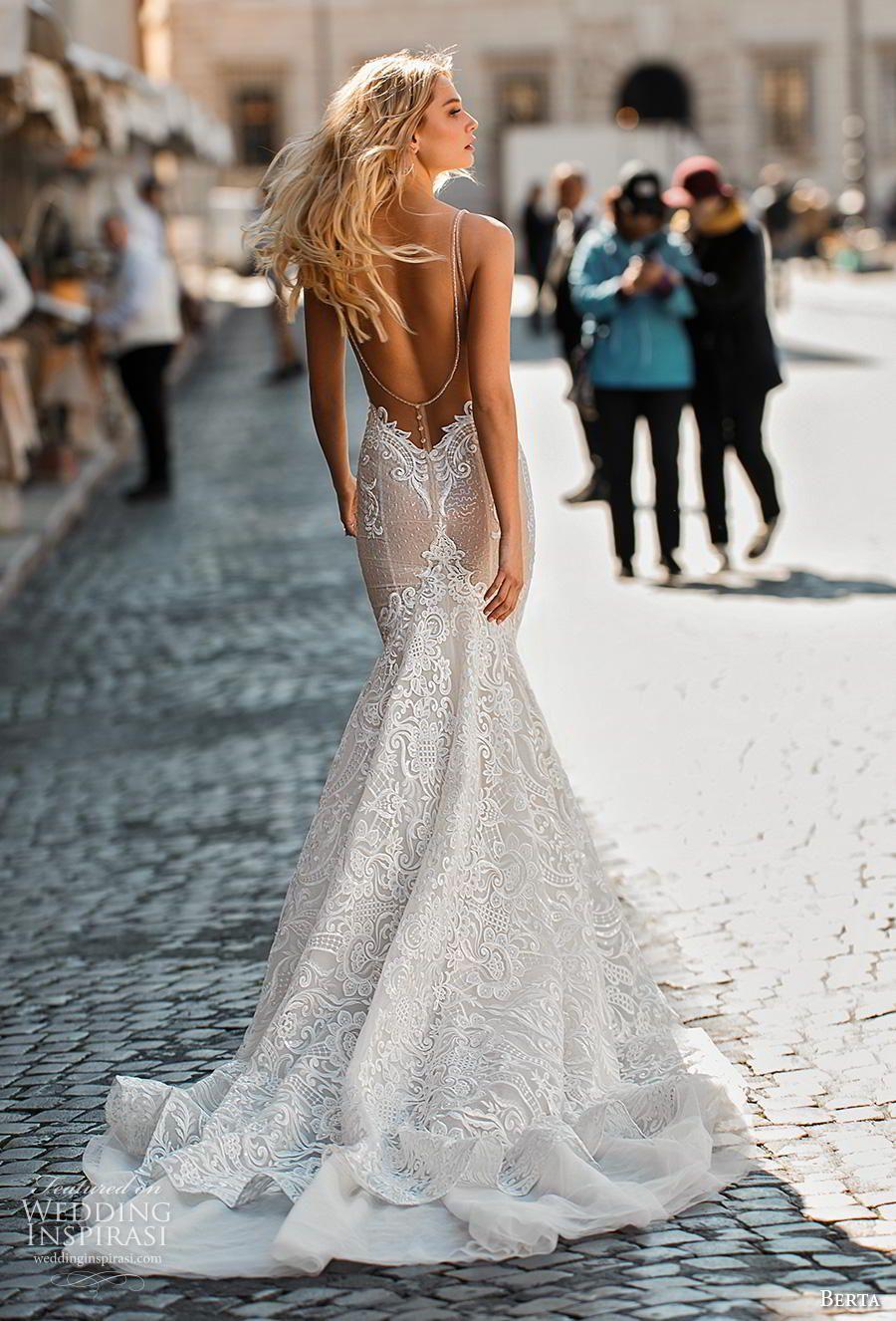 Berta Privée No. 2 Wedding Dresses — 2020 Bridal