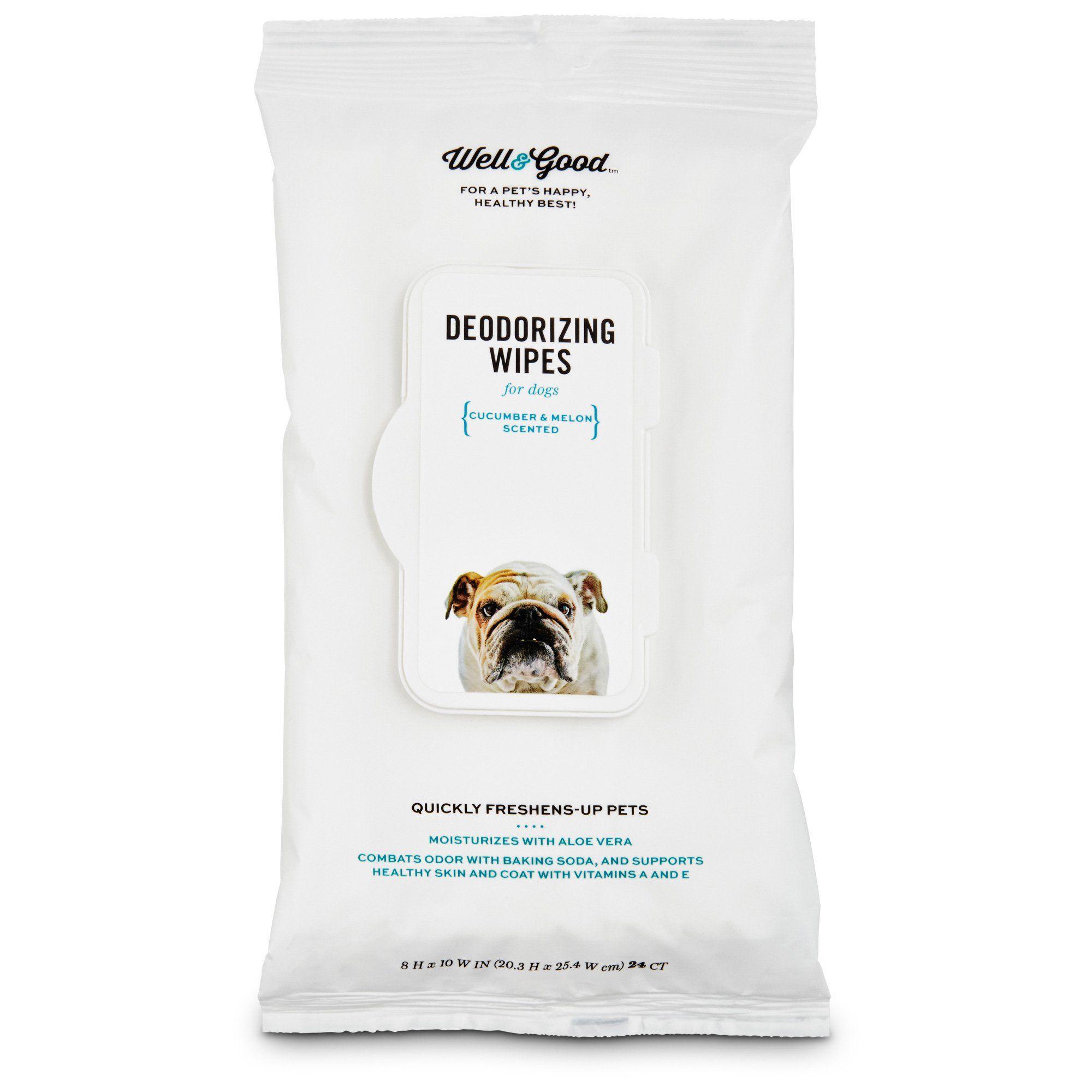 Nature S Miracle Deodorizing Dog Bath Wipes Dog Shampoo Dog