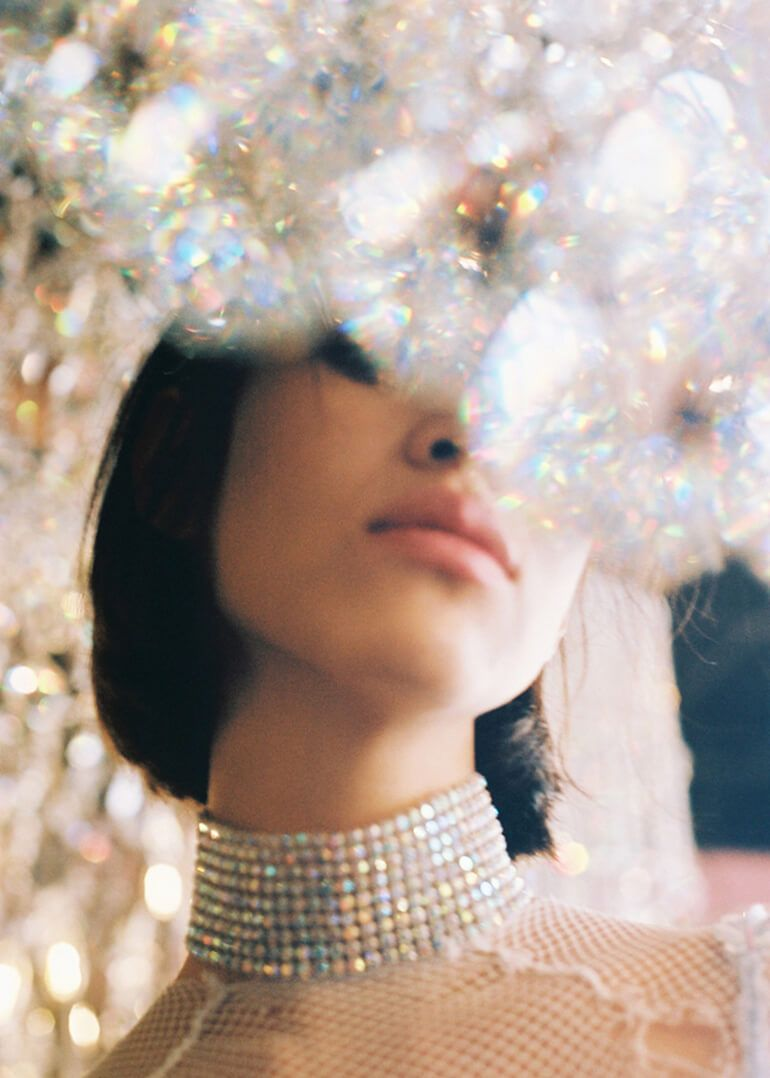 Model Kiko Mizuhara Collaborates With UNIF For A Special