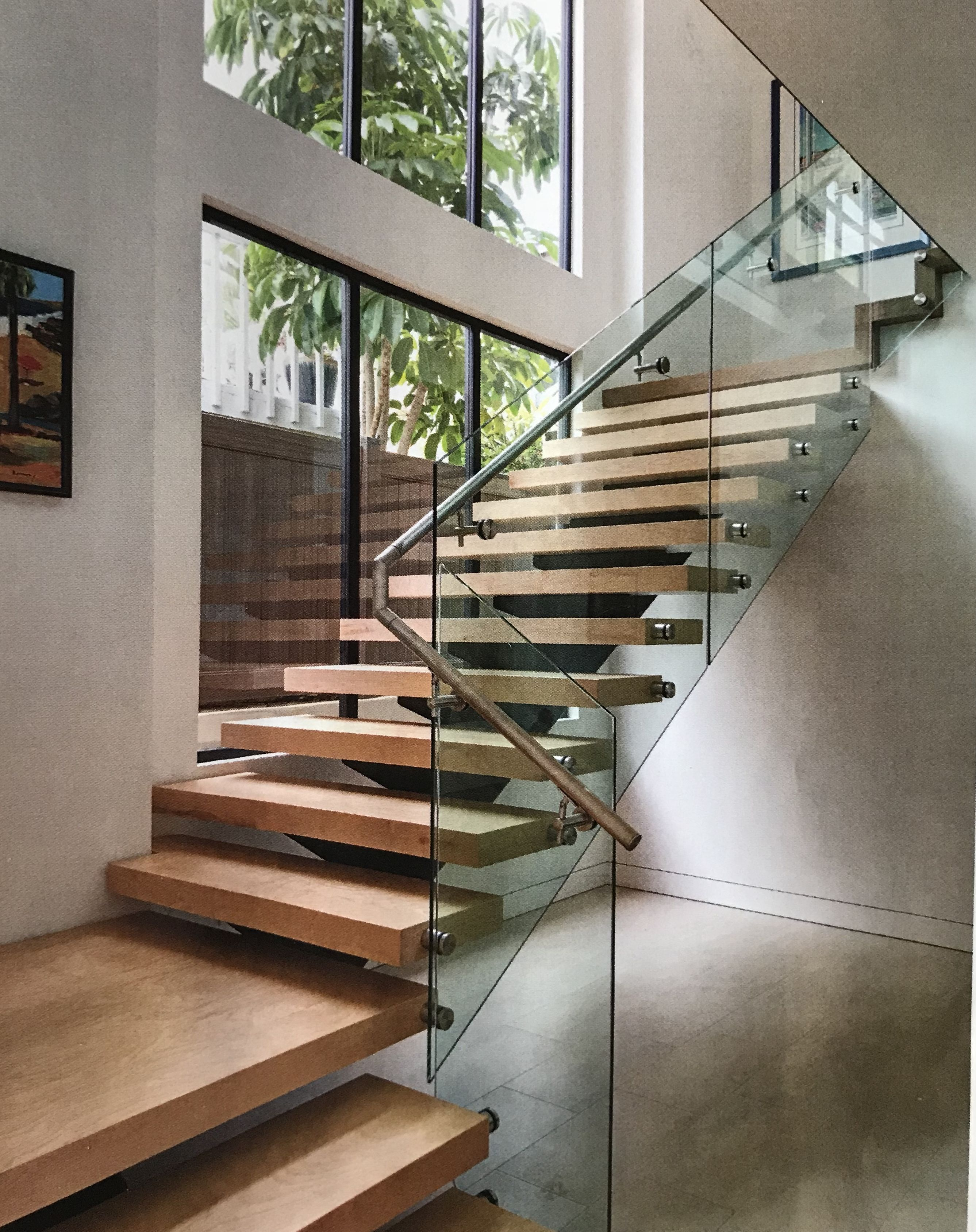 Pin On Modern L Shape Staircase