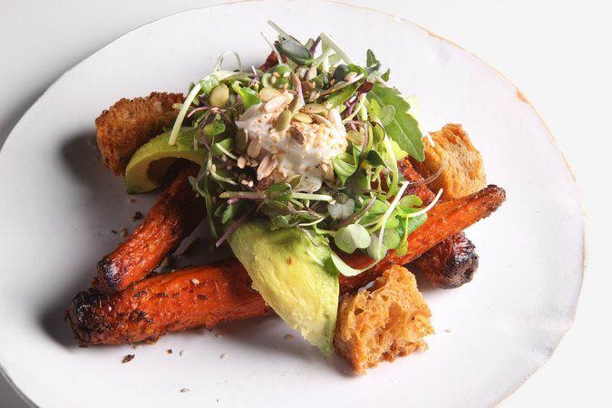 ABC Kitchen Carrot Salad