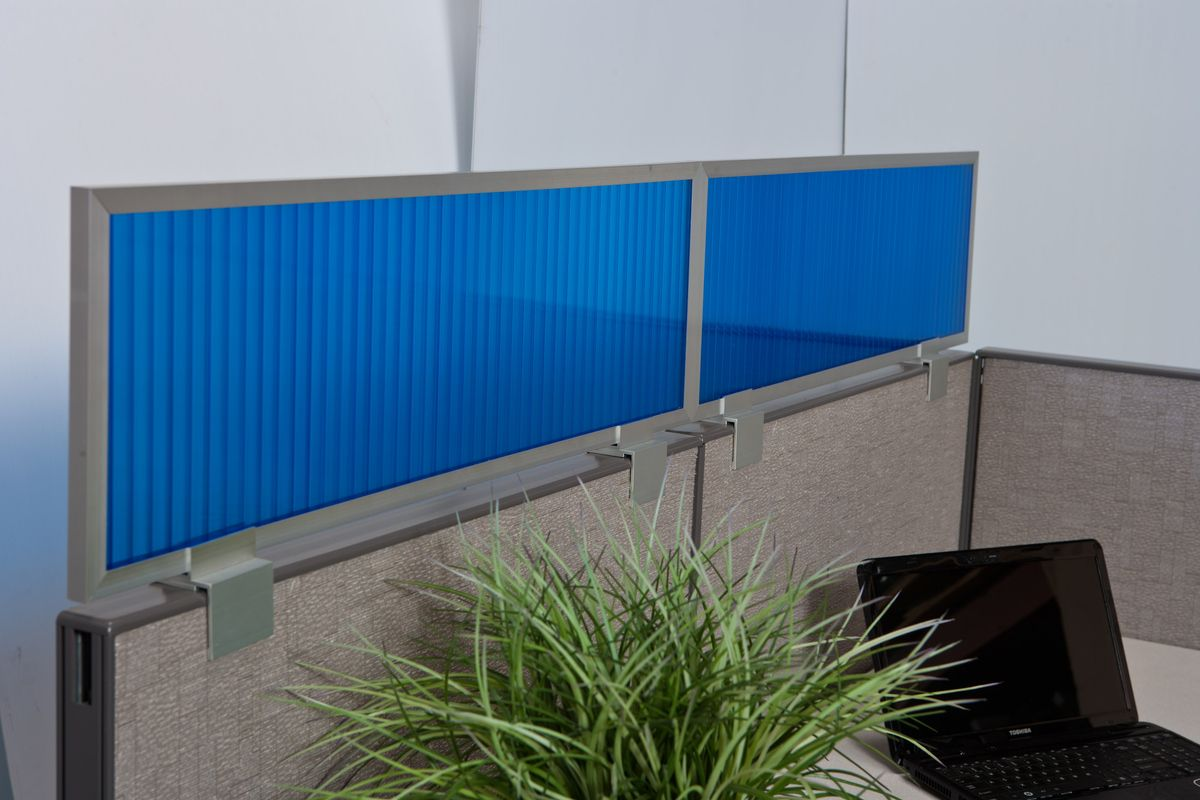 Obex Panel Extenders Cubicle Corner In 2019 Office