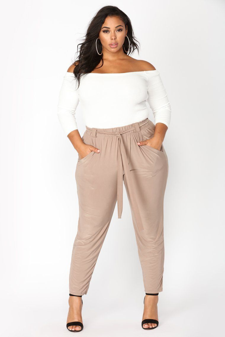 Photo of Push Play Pants – Mocha
