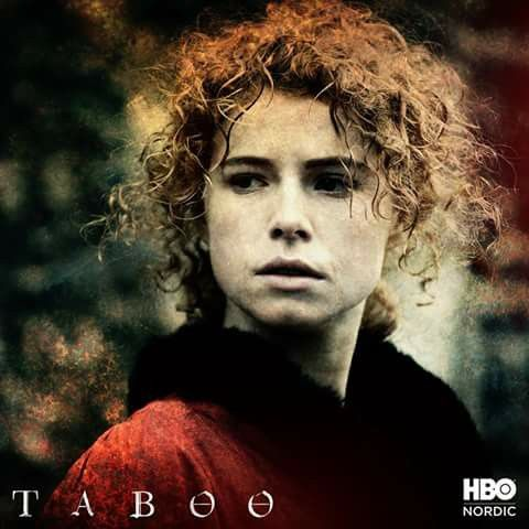 Lorna Bow(Jessie Buckley) Taboo.