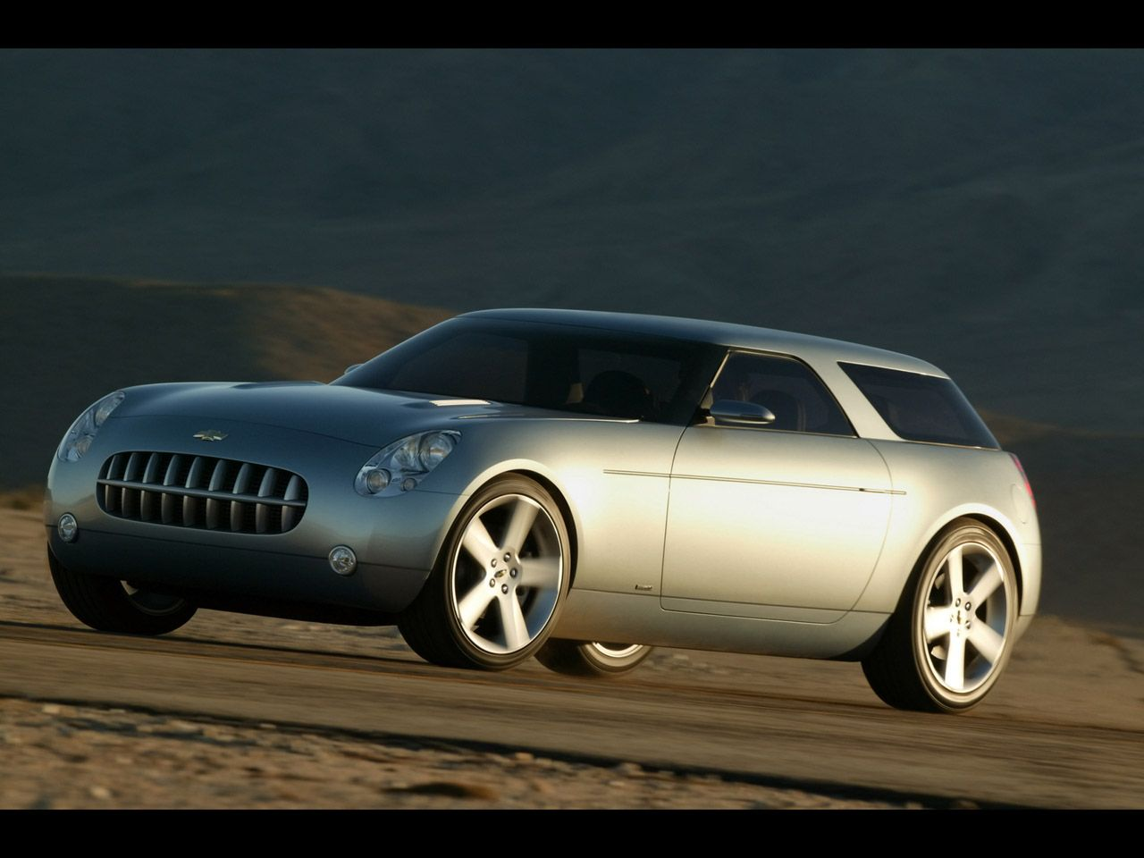 2004 Chevrolet Nomad Concept What Do You Think Should Gm Have Put This Into Production Instead Of The Pontiac Solstice Or Chevrolet Concept Cars Chevy Nomad