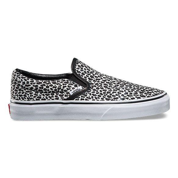 Cheetah Shoes. Mini Leopard Slip-On  ba5cde677