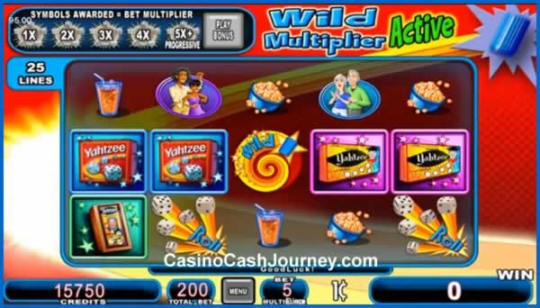 Yahtzee Slot Machine Online