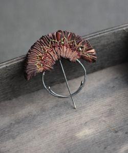 brooch by tinctory