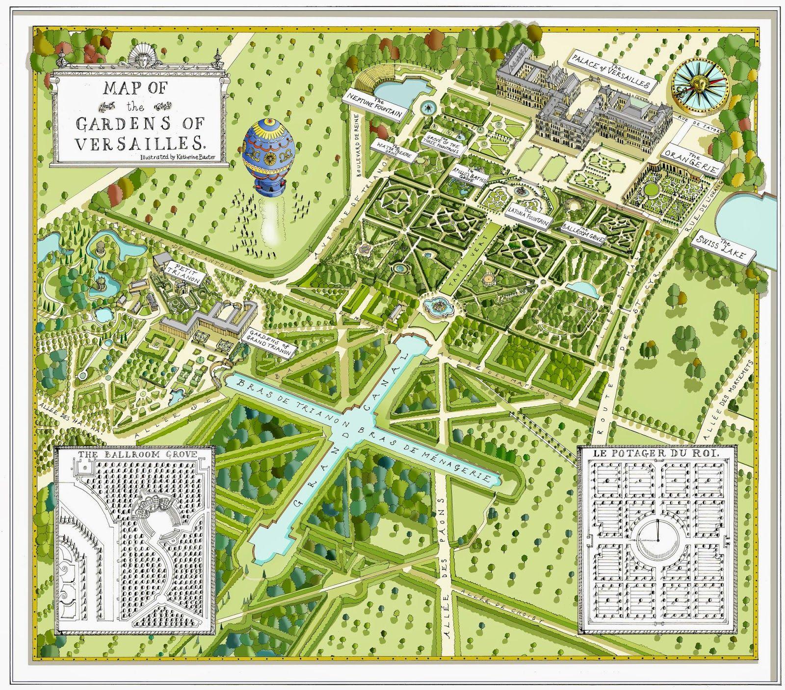 2bf3e7099baaf223b72be8081eb0b820 - Palace Of Versailles Gardens Outdoor Ballroom