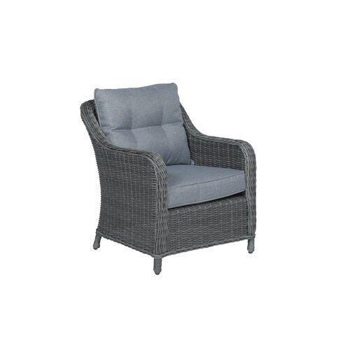 Garten Living Loungesessel Gish Mit Polster Lounge Sessel