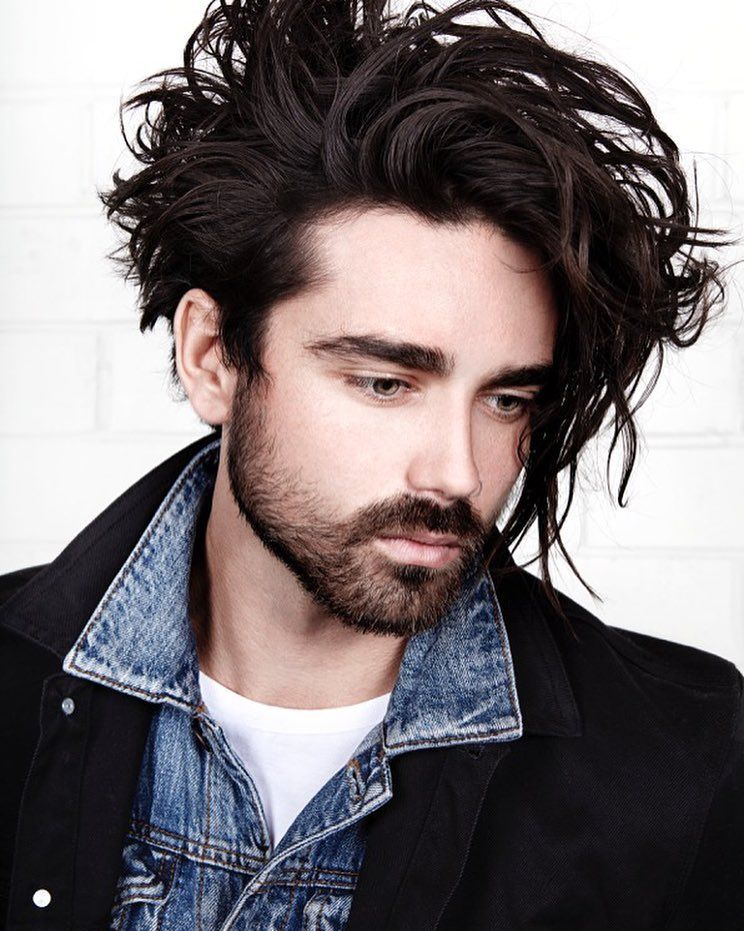 20 Long Haircuts + Hairstyles For Men 2020 New men