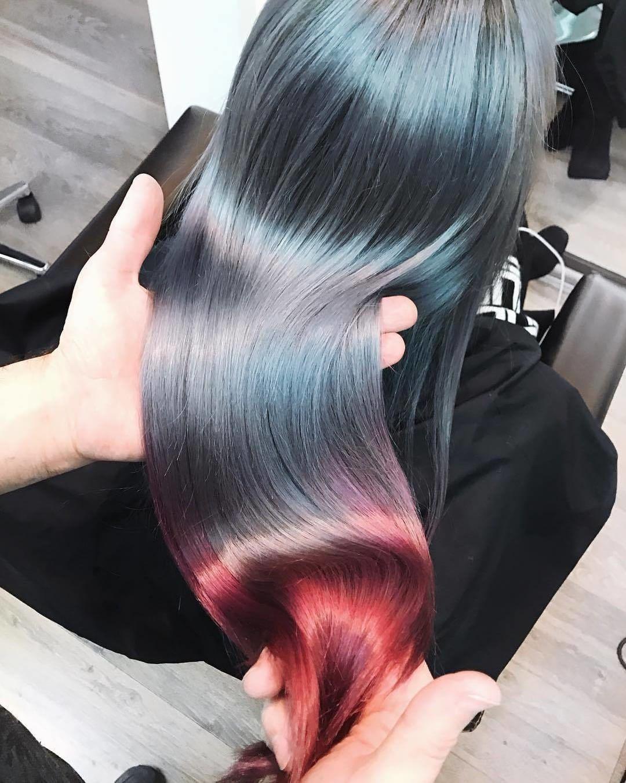 Pin by serena on metallics pinterest nuggwifee hair inspiration