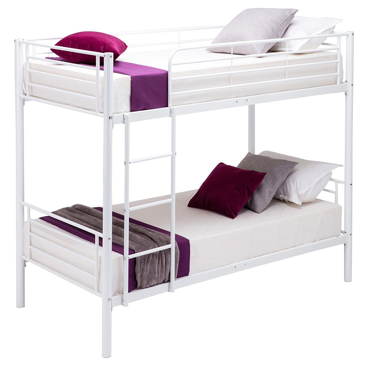 White Futon Bunk Bed - Interior House Paint Colors Check more at ...