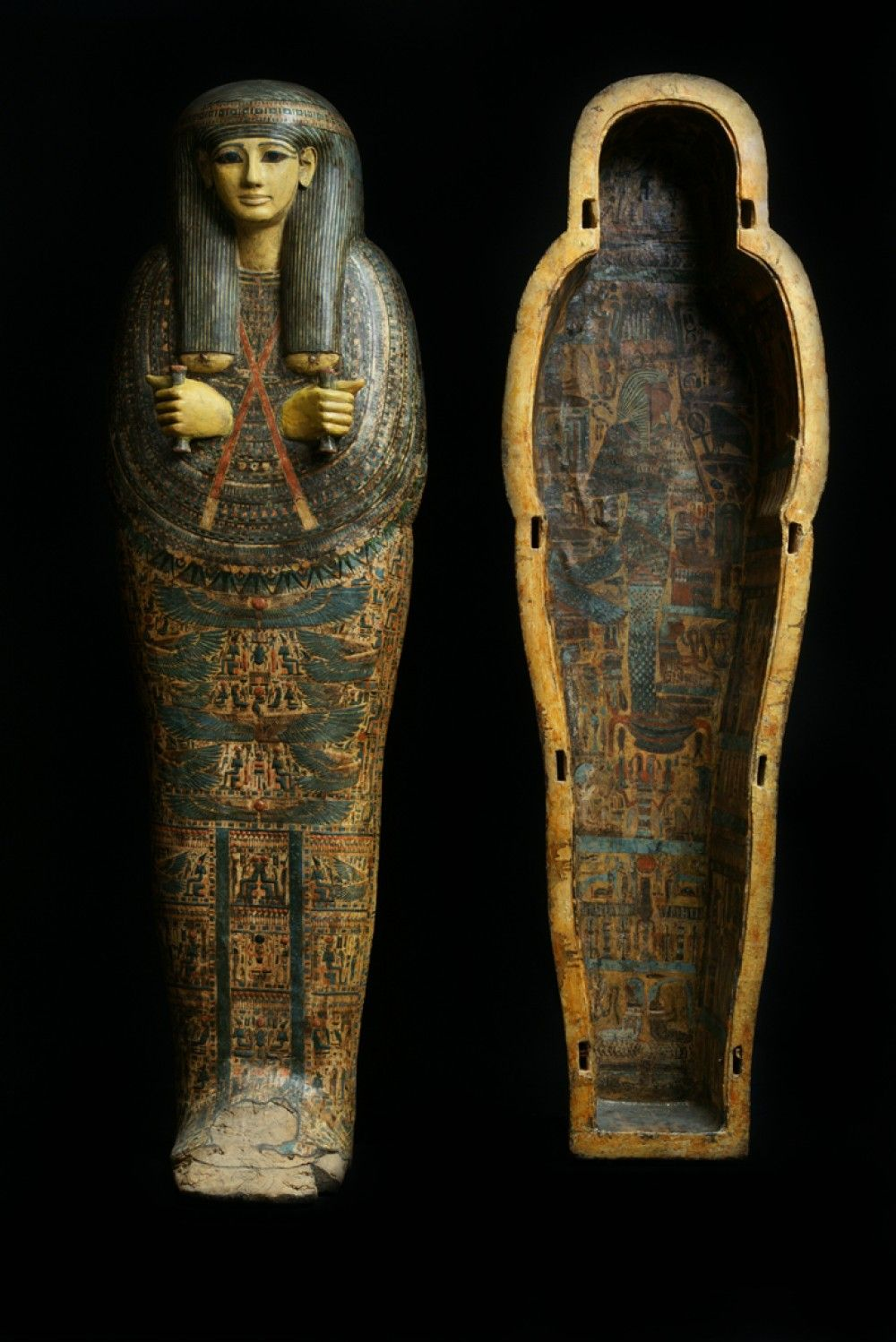 egypt mummy coffin - photo #8