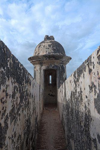 Moro Castle - San Juan, Puerto Rico