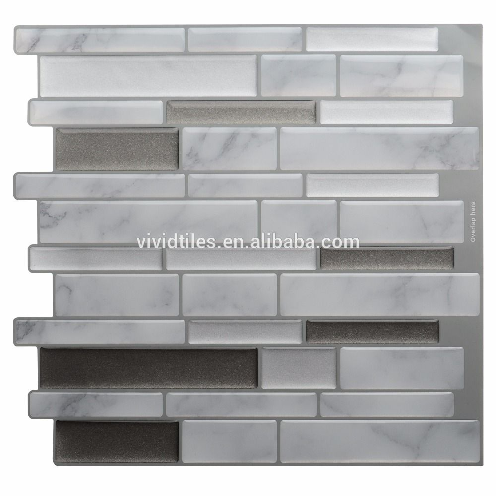 Household Usage And Modern Style Diy Self Adhesive 3d Brick Wall Sticker Bathroom Wall Stickers Wall Stickers Tiles Marble Wall Tiles