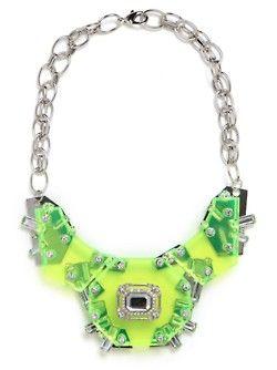 Potpourri Pendant necklace  162 $