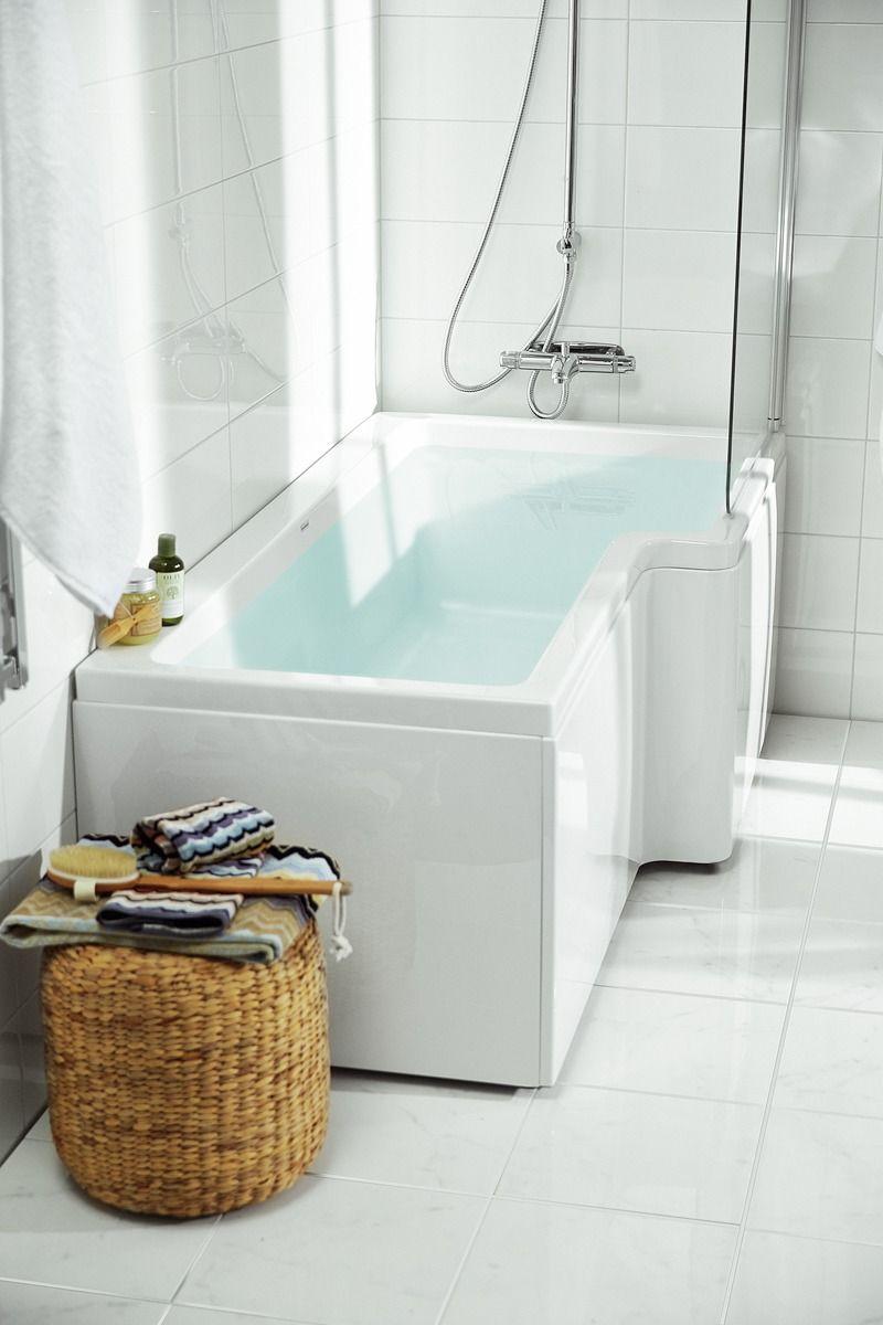 Z1700 duschbadkar | Svedbergs | Badrum | Pinterest