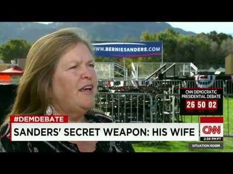 What is Bernie Sanders' secret weapon? [CC] - YouTube #BernieSanders #FeelTheBern #DemocraticSocialism