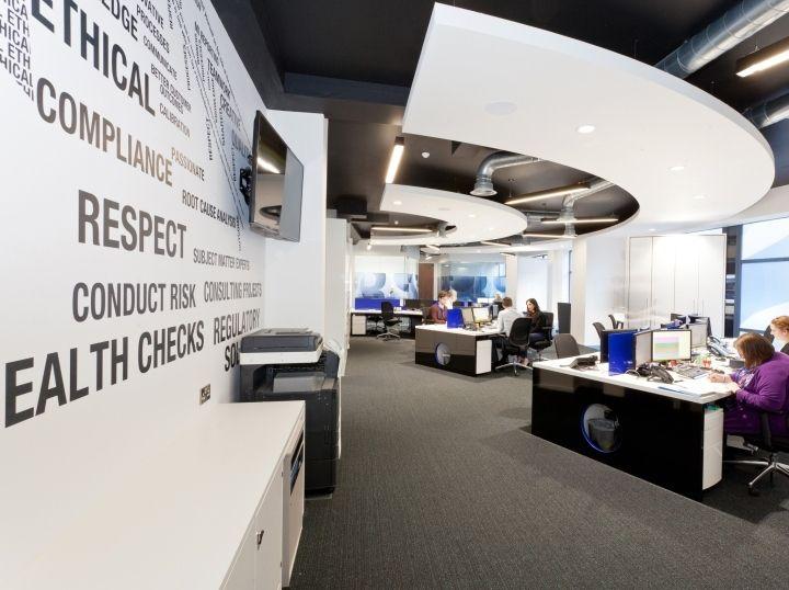 Regulatory Finance Solutions office by Interaction, Swindon – UK » Retail Design Blog