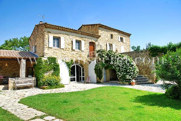 Holiday letting in Provence, with heated pool Location du0027un mas de