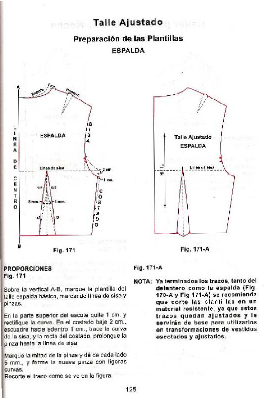 Corte de alta costura cyc | molderia drean | Pinterest | Costura ...