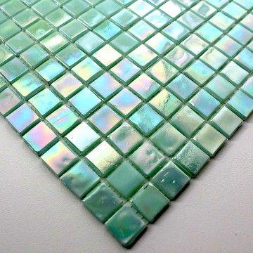 Mosaique Salle De Bain Vert Rainbow Vert Avec Images Salle De