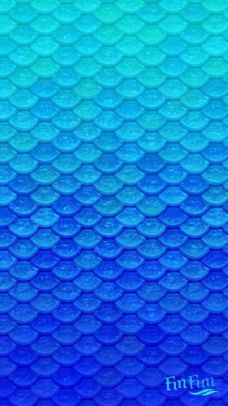 Mermaid scale wallpaper for your phone or tablet. Download