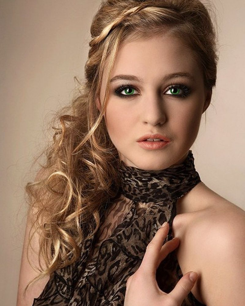 Hairstyles Long Hair for Your Mature Age : Simple Hairstyle Ideas ...