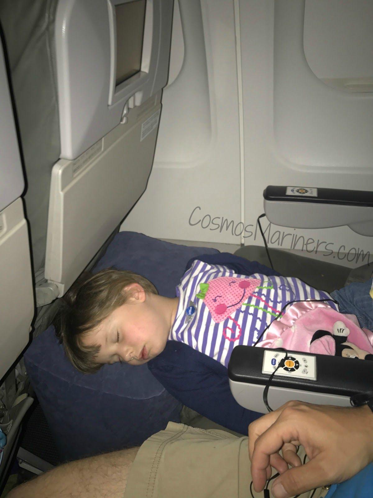 1st class kid travel pillow the plane