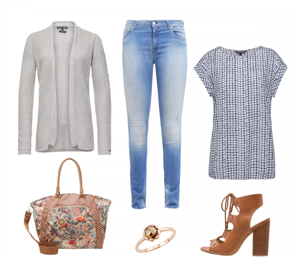 #outfit Frühling ♥ #outfit #outfit #outfitdestages #dresslove
