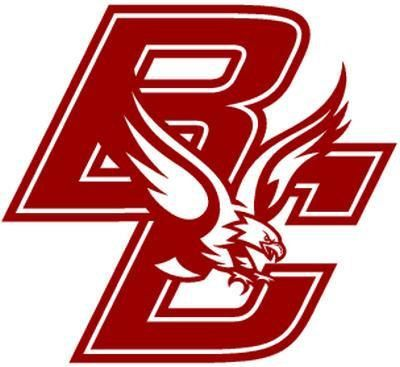 Vinyl Decal Sticker Boston College Eagles Decal For Windows - Custom vinyl decals boston