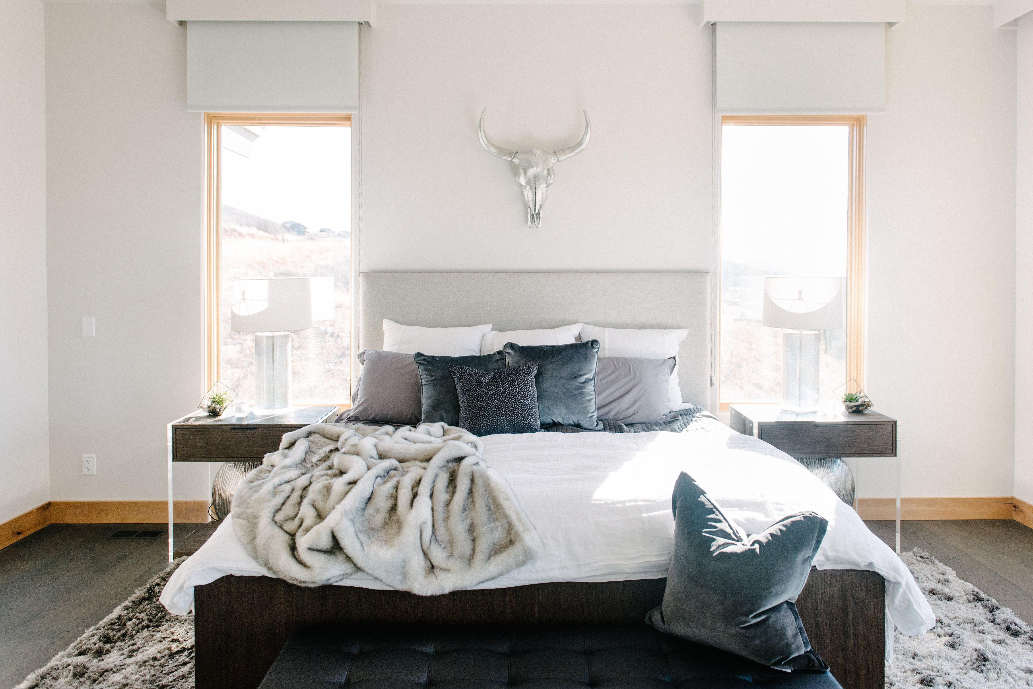 Master Bedroom, Master Bedroom Ideas, Neutral Bedroom, Modern Home ...
